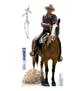 Advanced Graphics WJ1188 John Wayne on Horse – Walljammer - Wall Jammer