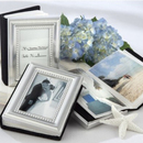 Idoo Little Book of Memories - Silver & Gold Eition Mini Photo Album