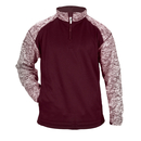 Badger 1487 - Blend Sport Fleece 1/4 Zip