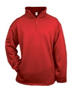 Badger 2480 - 1/4 Zip Poly Fleece Youth Pullover