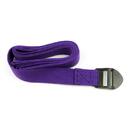 Aeromat 32403 6ft Yoga Strap - Purple, Strap YS-600