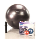 Aeromat 38112 65 cm Fitness Ball,  color: Dark Purple, measurement tape, pump, instruction sheet, Fitness Ball Kit