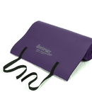 "Aeromat 71401 Elite Smooth Surface Aeromat w/ velcro strap, 3/8""x24""x72"" - Purple"