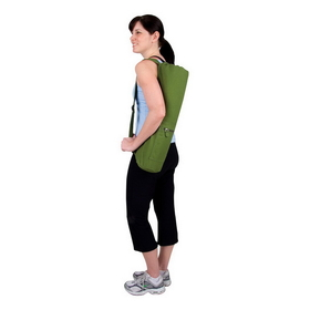 "Ecowise 80201 Yoga Mat Bag, 25.5""Lx9.5""W - Forest, Price/Piece"