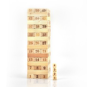 Tumbling Tower, Gift Idea