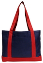 Liberty Bags 7002 P & O Cruiser Tote Bag
