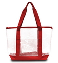 Liberty Bags 7009 Clear Tote Bag