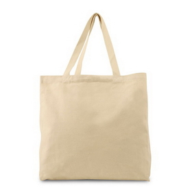 Liberty Bags 8503-88 Canvas Tote - Light Tan