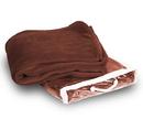 Liberty Bags 8707 Micro Coral Fleece Blanket
