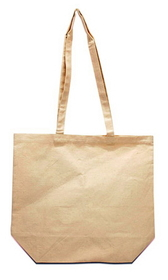 Liberty Bags 8866-88 Star of India Cotton Canvas Tote