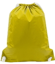 Liberty Bags 8887 White Drawstring Backpack, 14