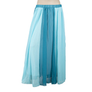 TopTie Colorful Elegant Swing Long Maxi Skirt Best Chiffon Ankle Length Skirts