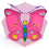 Aspire Butterfly Umbrella for Girls