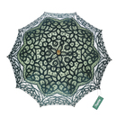 TOPTIE Classic Lace Umbrella, Wedding Battenburg Parasol, Christmas Gift