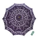 TopTie Embroidered Lace Umbrella Vintage Parasol For Wedding Party Decoration