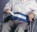 AliMed 301250- Wheelchair Belt w/Hook & Loop Closure