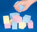 AliMed 5086- T-Foam Cubes - Med. - 18/bx