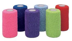 AliMed Co-Flex NL Cohesive; Flexible Bandages - 51-135