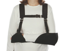 AliMed 5876- Hemi-Arm Sling - Black - Right