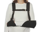 AliMed 5879- Hemi-Arm Sling - White - Left