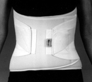 AliMed 62236- Foam Lumbosacral Support - Large
