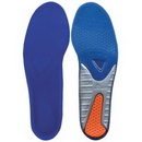 AliMed 64520- Performance Gel Insoles - Women's 7-8 - Mens 6-7