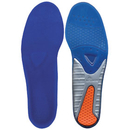 AliMed 64522- Performance Gel Insoles - Women's 11-12 - Mens 10-11