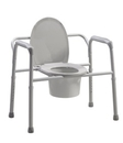AliMed 70197- Extra-Wide Commode
