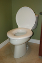 AliMed 710144- Bariatric Toilet Seat - 1 -200 lb. Capacity