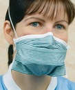 AliMed 75746- N95 Disposable Particulate Respirator - 35/pk