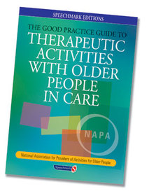 AliMed Good Practice Guide to Therapeutic Activities
