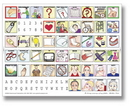 AliMed 82436- Health Care Communication Board
