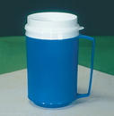 AliMed 8387- Insulated Mug With Lid