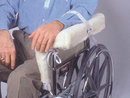 AliMed 8457- Lateral Arm/Body Support w/Sheepskin Cover