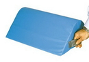 AliMed 91-141- Standard Knee Bolster - Blue Nylon
