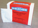 AliMed 921334- Nonsterile Latex Covers - Individually Wrapped - Dispenser - 100/bx
