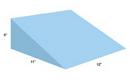AliMed 931726- 25 Degrees Positioning Wedge - Upholstered Blue Vinyl - 11