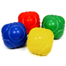 GOGO Rubber Reaction Ball for Agility Drills, Hand-eye Coordination Skills Training, Individual