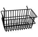 AMKO Displays BSK17/BLK Narrow Basket, 12