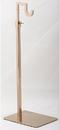 AMKO Displays CSR-GD1 Handbag Stand, Rose Gold Finish, 4 3/4