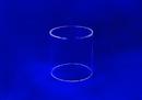AMKO Displays FRT10 Acrylic Cylinder, 10