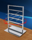 AMKO Displays SJT-2 Spinning Jewelry Tower