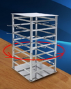 AMKO Displays SJT-4 Spinning Jewelry Tower