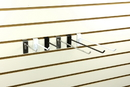 AMKO Displays SP/H8 Slatwall Hooks, 8