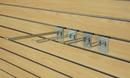 AMKO Displays SW/UH4 Slatwall Safety Euro Loop Hooks, 4