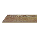 AMKO Displays WS1448-RW Amko Displays Ws1448-B Melamine Wood Shelf, 14