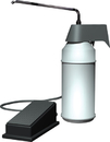 ASI 0349 Foot Operated Surgical Soap Dispenser