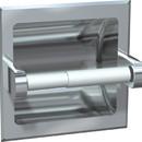 ASI 0402-Z Zamac Bathroom Accessories - Recessed Toilet Tissue Holder