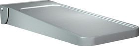 ASI 0698 Folding Utility Shelf For Toilet Compartments