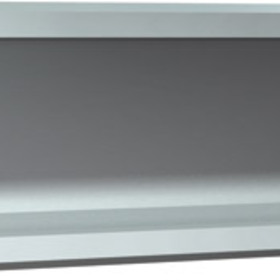 ASI 130 Recessed Shelf - Rear Mounting